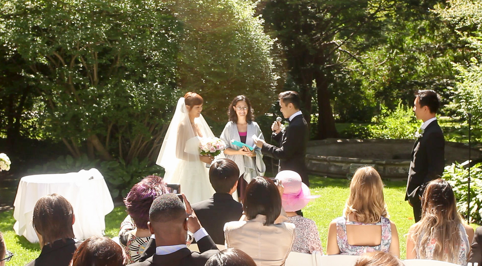 Toronto Wedding Sunnybrook