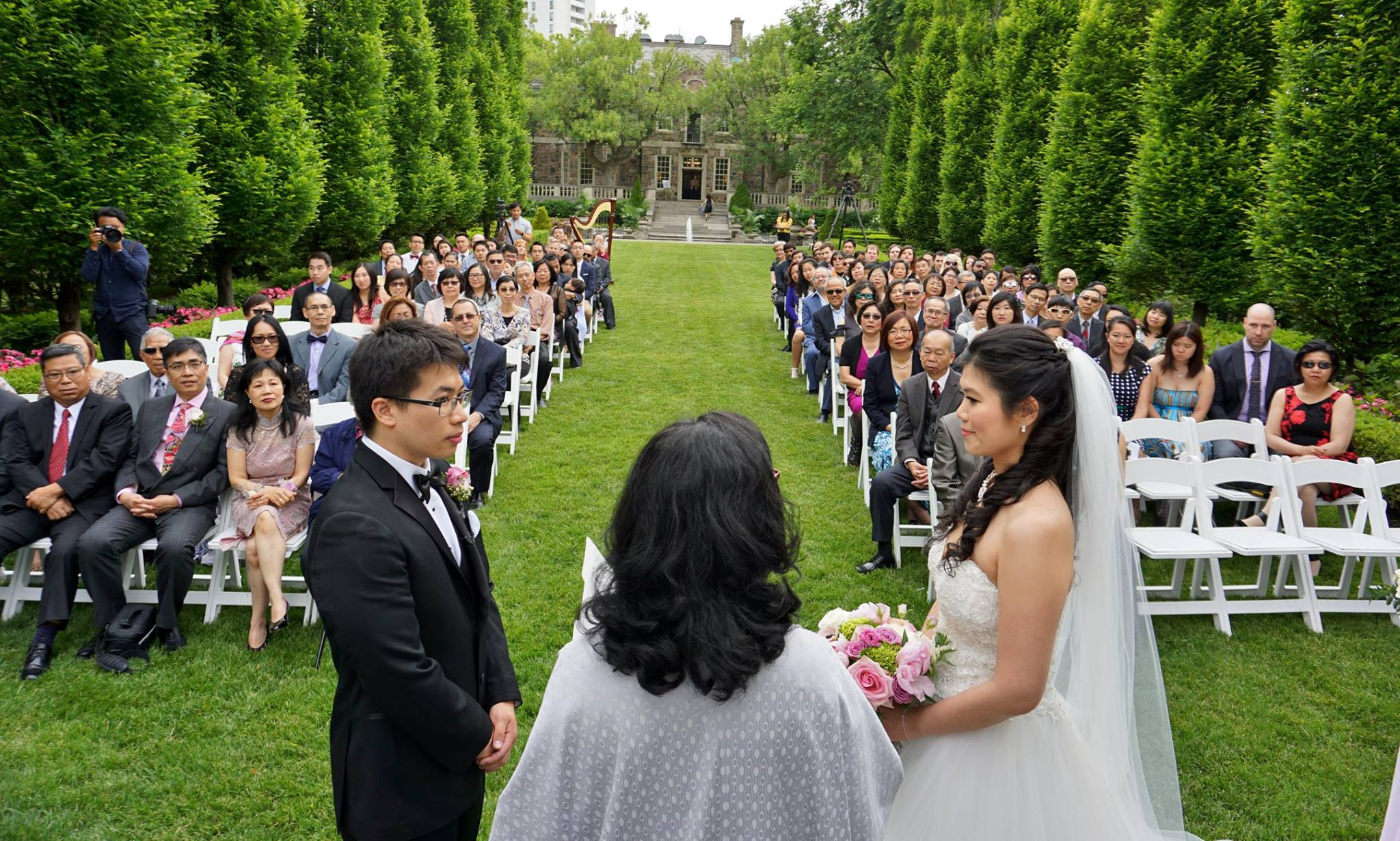 Dream Wedding Officiants, Wedding Heaven, All Seasons Weddings, Wedding Officiant Canada