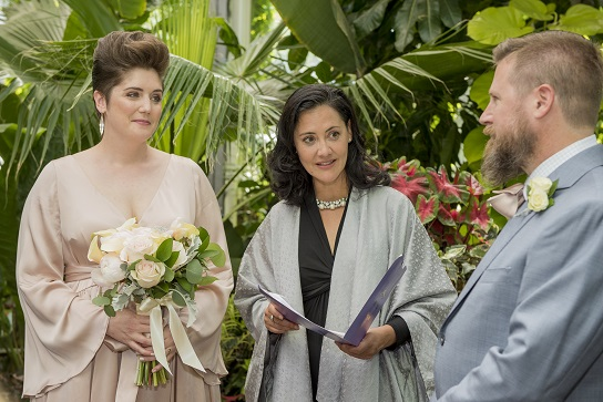 Toronto Small Wedding