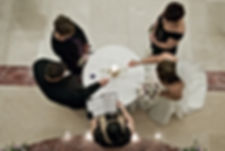 Tade Credgeur - Toronto Ontario - GTA wedding officiant - spiritual, non-denominational and mixed faith wedding officiant specializing in traditional and same-sex weddings