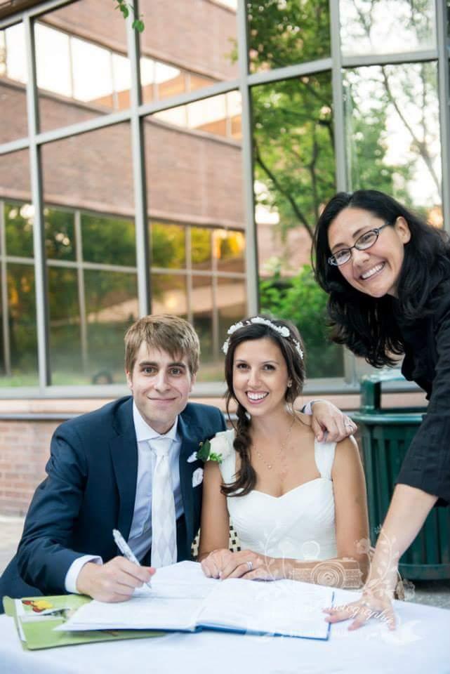 Easy Wedding Toronto Officiant