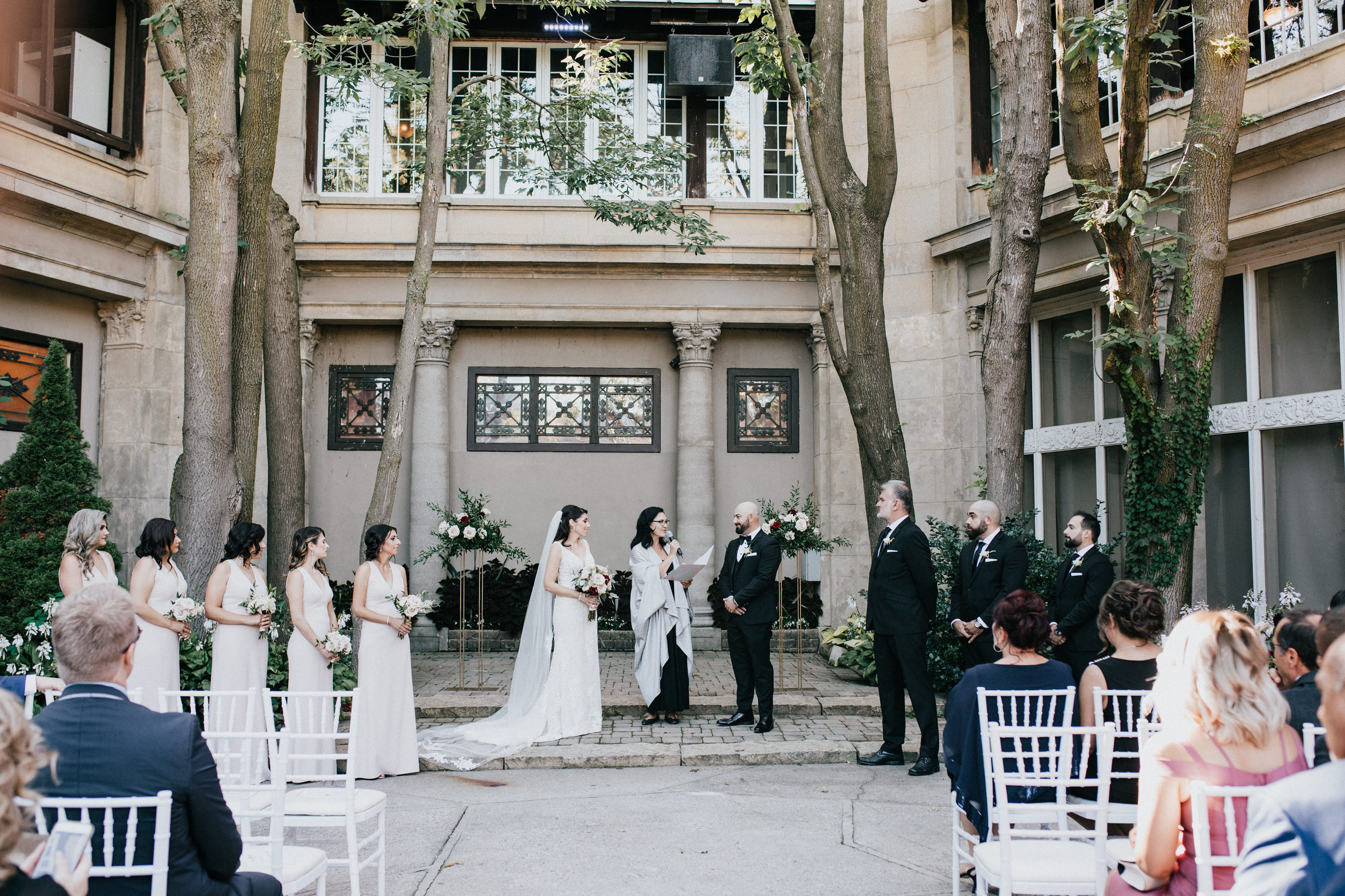 Liberty Grand Wedding Officiant