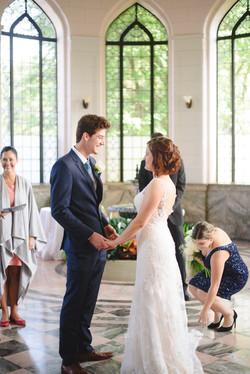 Casa Loma Wedding Officiant
