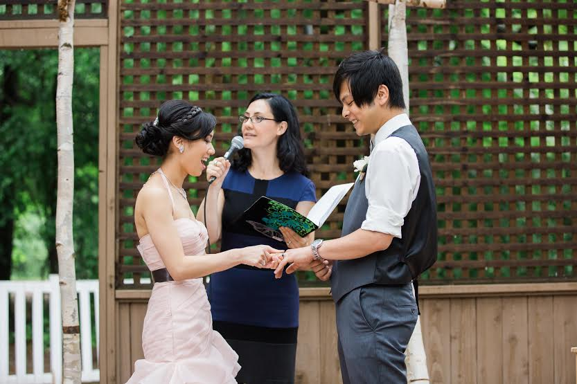 Kortwright Centre Wedding Officiant