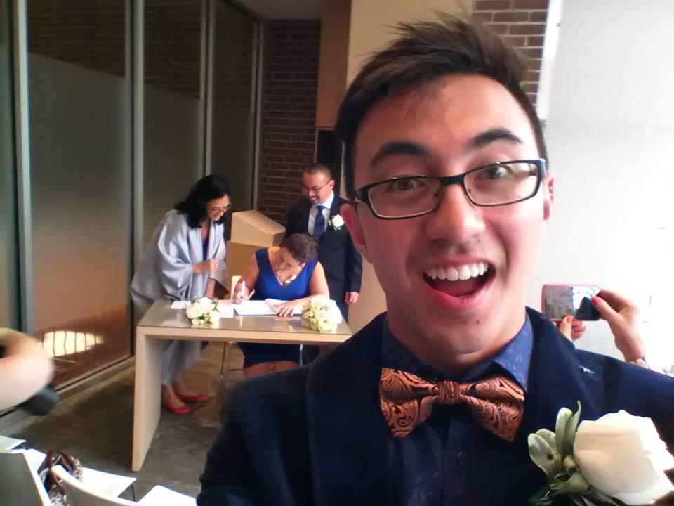 York Civil Wedding Officiant
