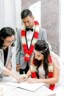 Indian Wedding Priest