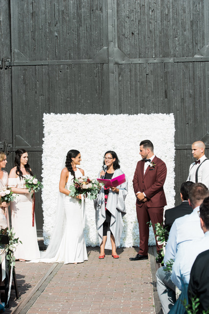 Steamwhistle Wedding Officiant