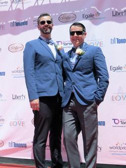 Toronto Pride Wedding Officiant