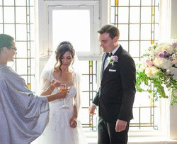 Persian Wedding Officiant