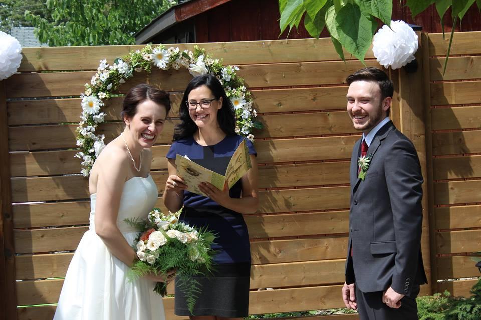 Small Wedding Toronto