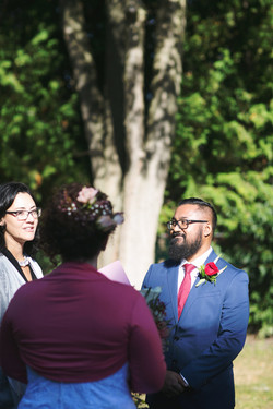All Seasons Weddings Officiant
