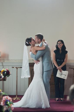 Doctors House Wedding Officiant