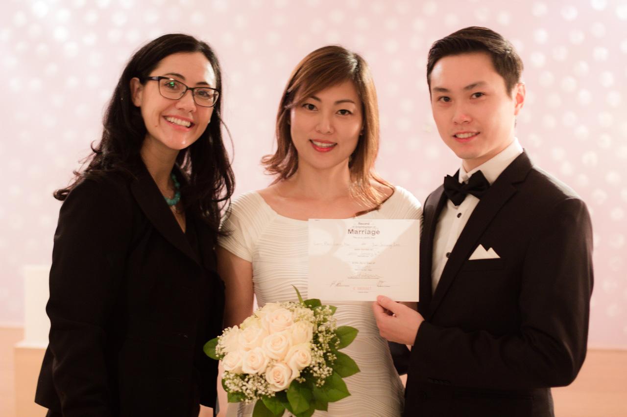 Toronto Top Wedding Officiant