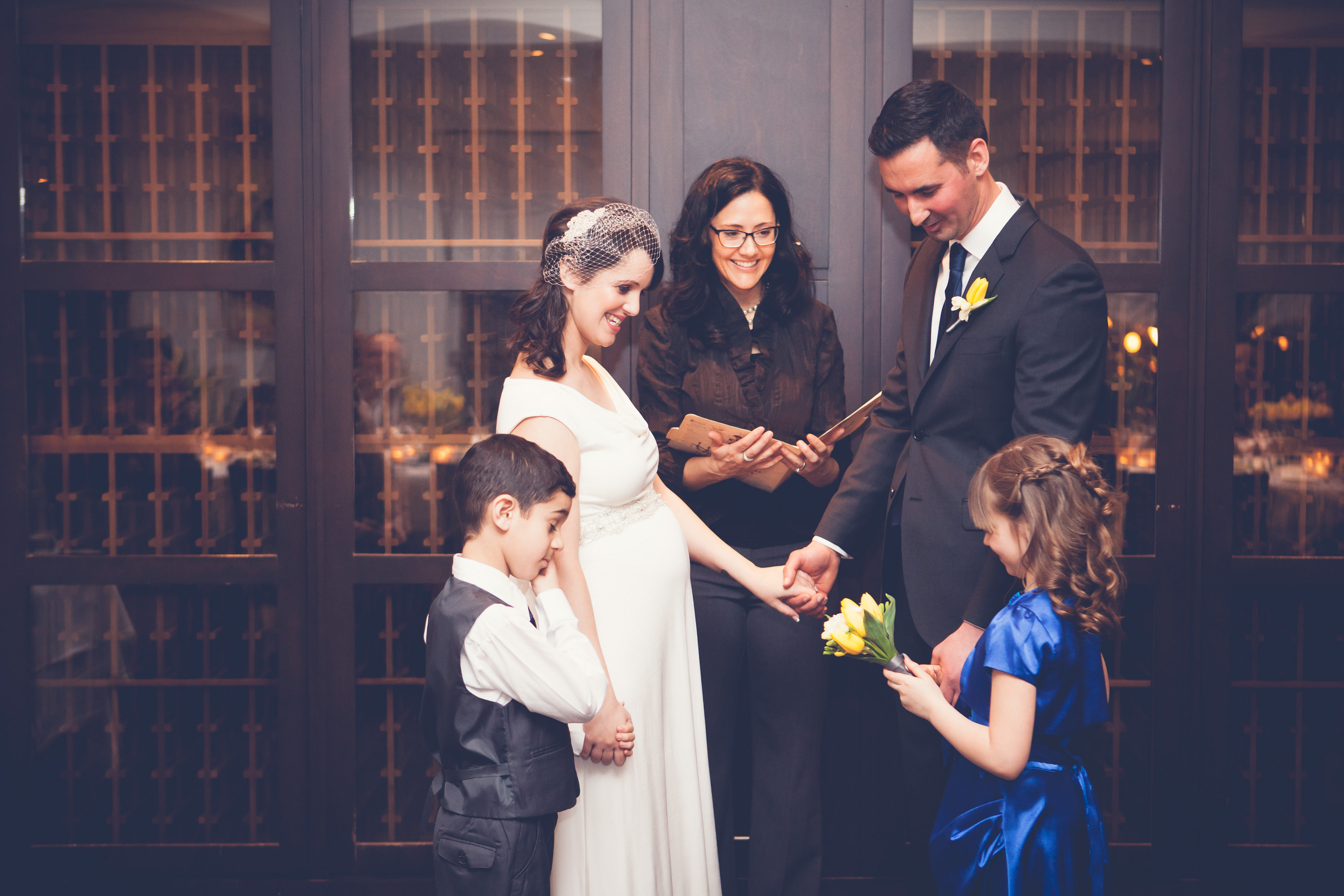 Sassafraz Wedding Officiant
