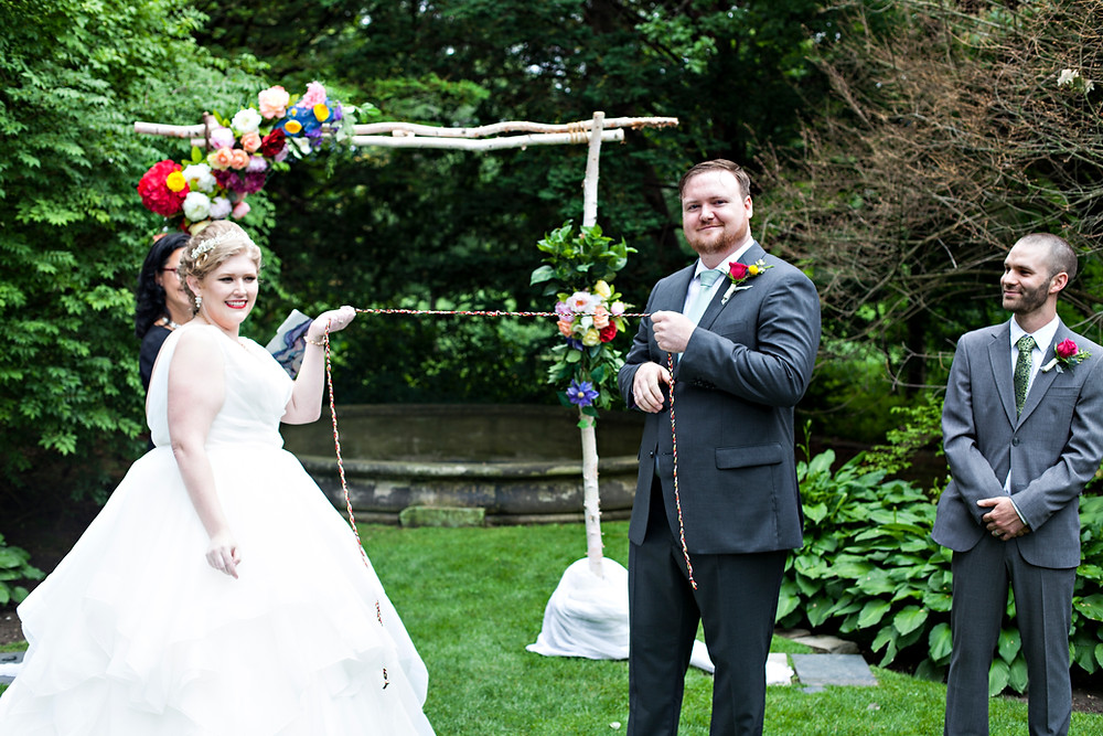 Toronto Handfasting Officiant