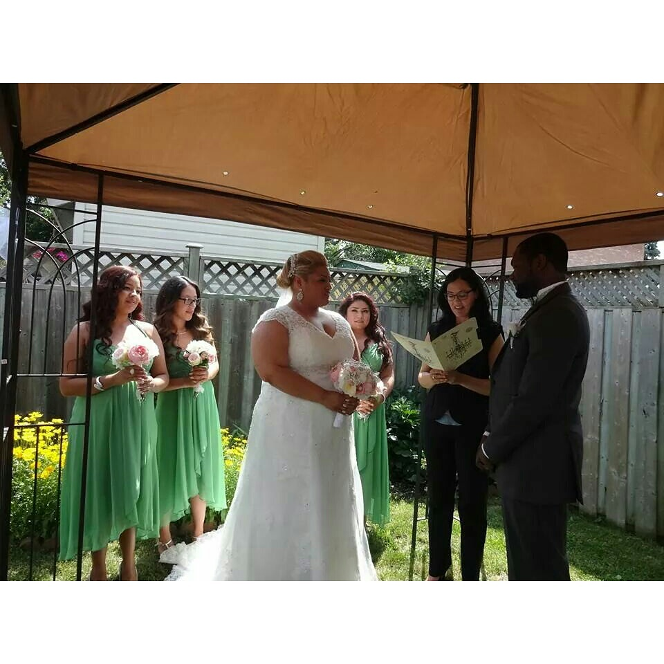 Best Toronto GTA Wedding Officiant