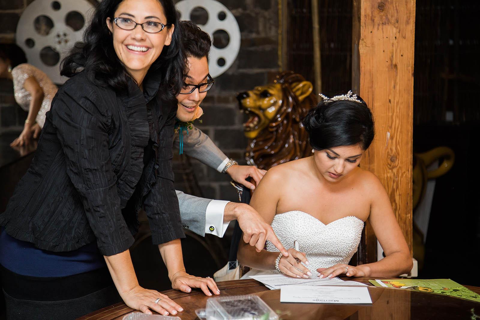 Top Toronto Wedding Officiant