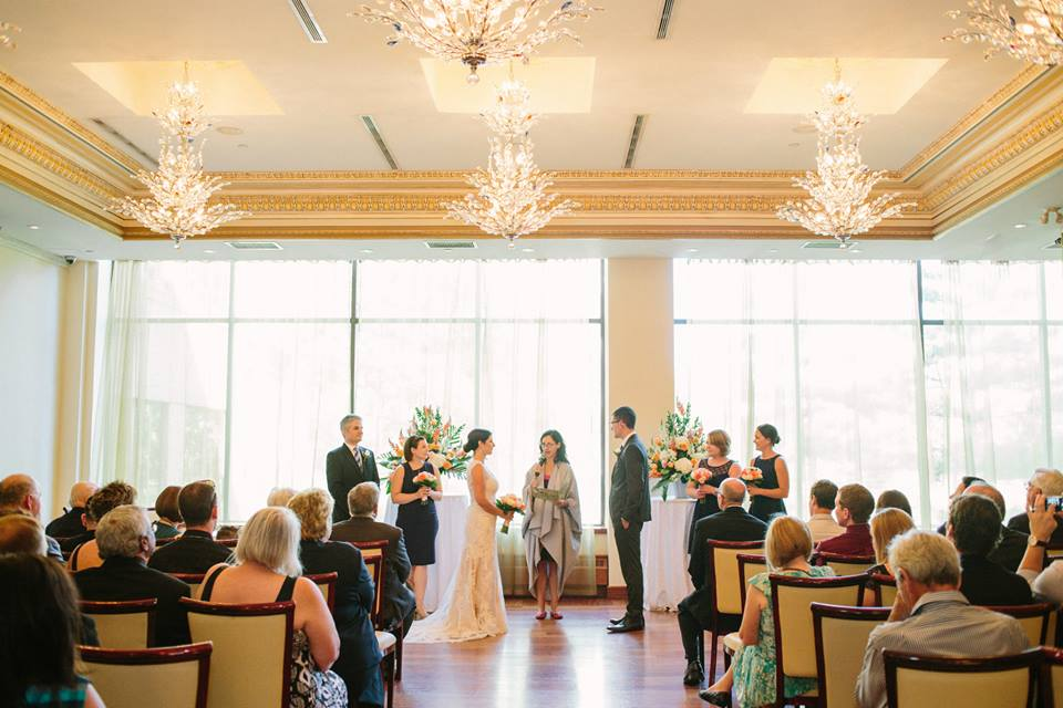 Toronto Wedding Officiant Rosewater