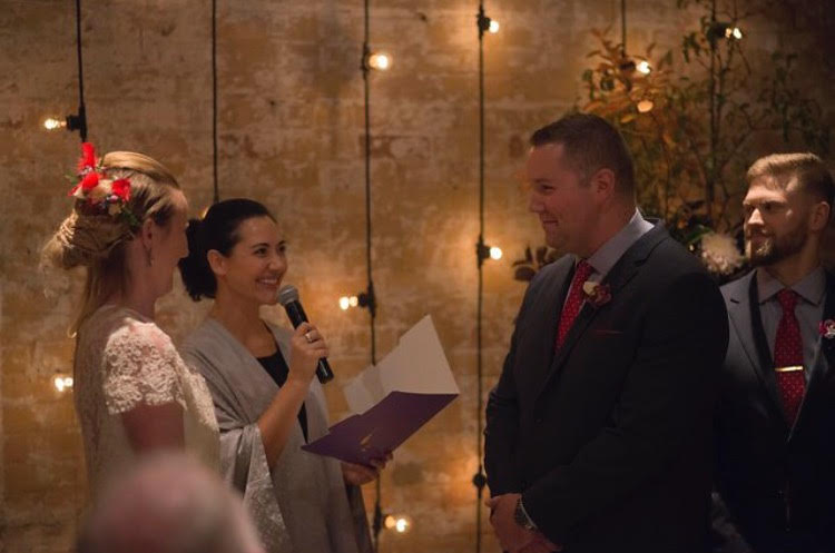 The Loft Wedding Officiant