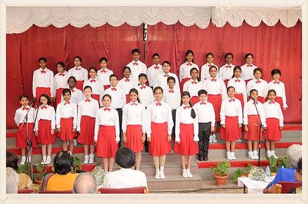 Tunbridge High School Choir