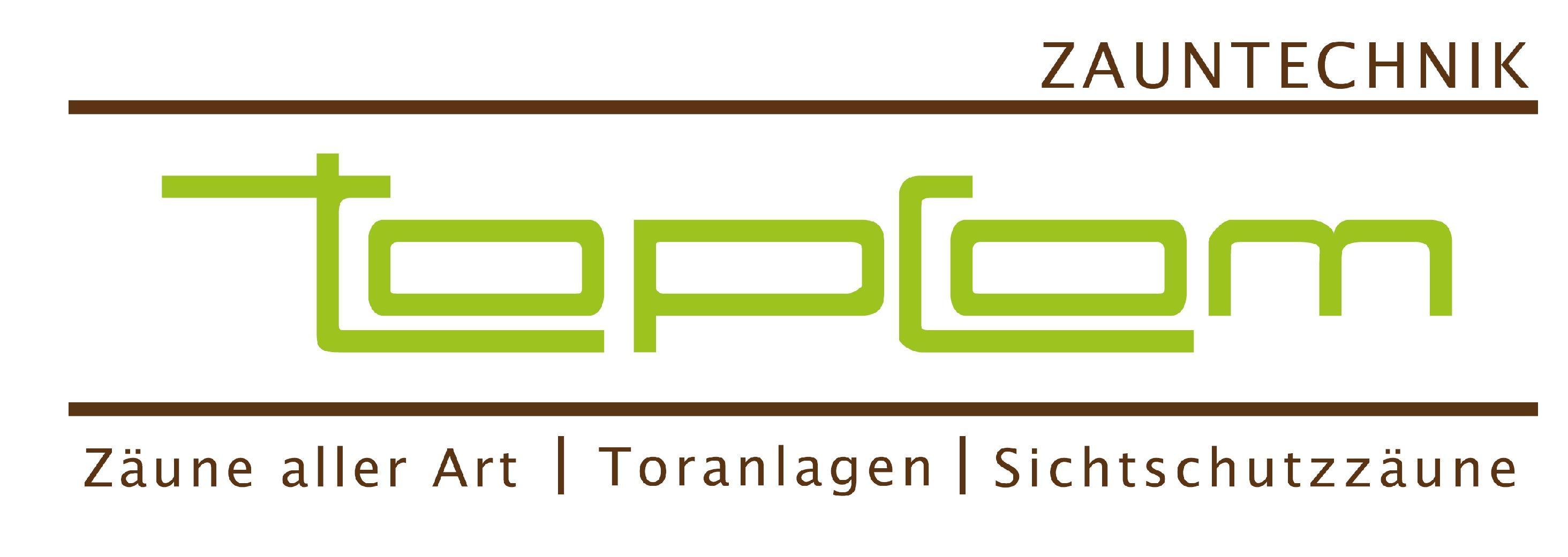 Topcom - Zauntechnik
