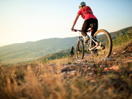 Blog Post #2: Have You Been Out Biking Lately?