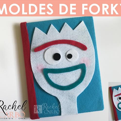 MOLDES DE FORKY
