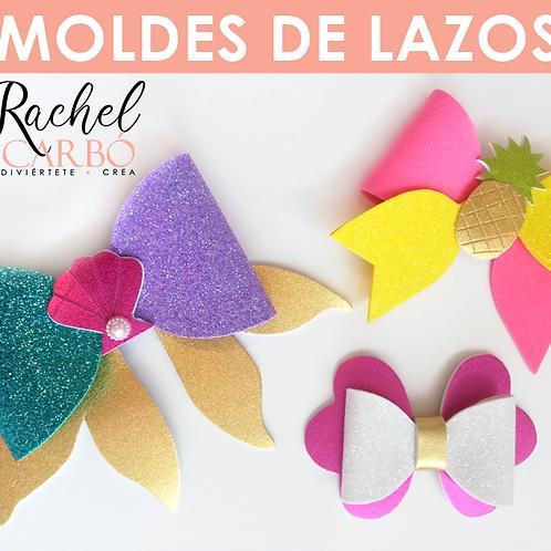 MOLDES DE LAZOS