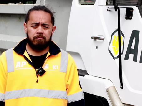 Samson Paea, CEO AP Construction Ltd on Tongan Language Week 2020