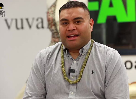 John Pulu (Tagata Pasifika & Journalist) on Tongan Language Week 2020