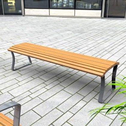 Airlie Double Sided Bench – Freestanding