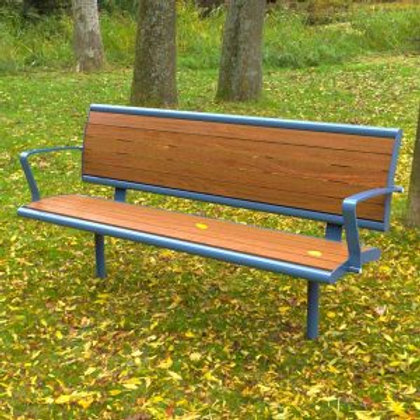 Monbulk Seat With Back