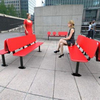 Constellation Seat with Back