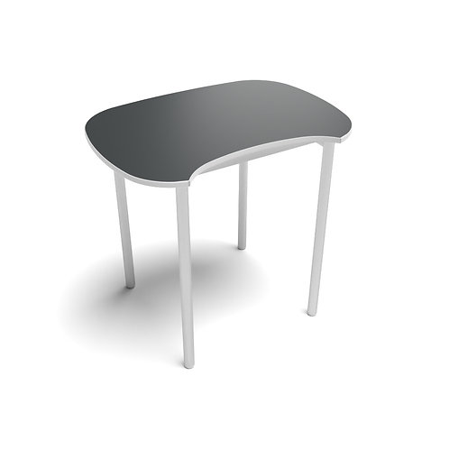 Rounded Square Study Table