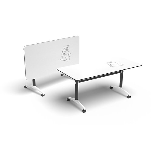 Soft Rectangle Foldable Table