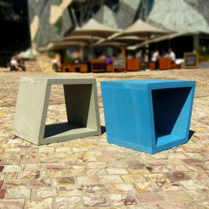 Eco Pod Recycled Plastic Seat