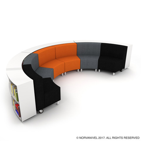 NorvaNivel_Campfire_Bookcase_and_Seating