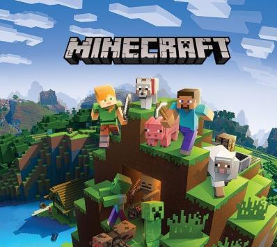 Minecraft Camp 1