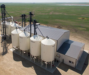 Stonehenge Gloal Seed Inc Processing Facility