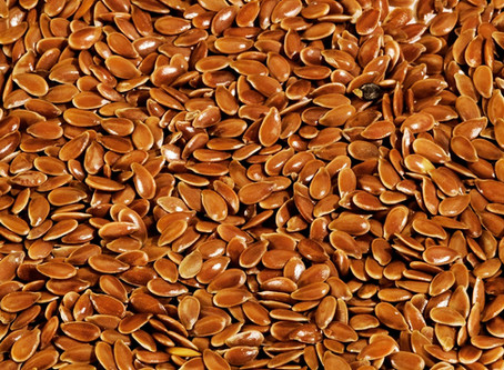 Flax Backed by Health Canada