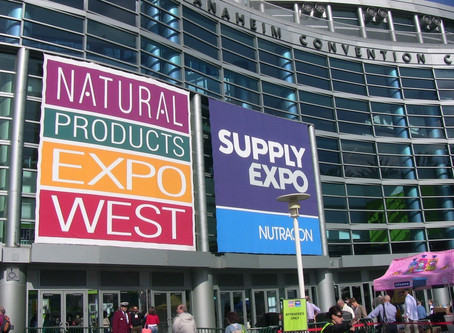 Natural Products Expo West 2015