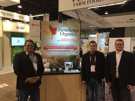 Natural Product Expo West, HALL A, BOOTH 320