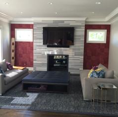 Custom Matching Sofas
