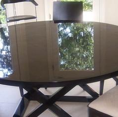 Round Custom Dining Table