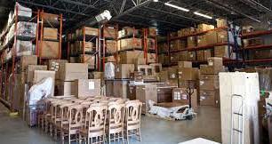 Receiving Warehouse