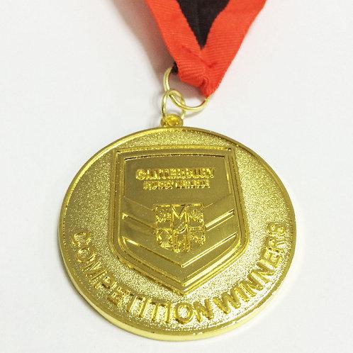 I Escaped! Gold Medal
