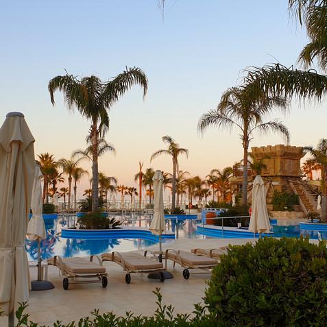 Olympic Lagoon Resort