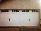 garage door replacement coto de caza