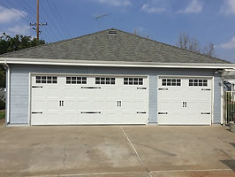 garage door replacement orange county