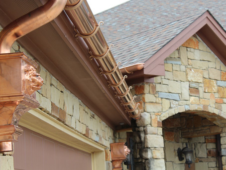 Gutter Materials: Do I have options and what do they mean?!